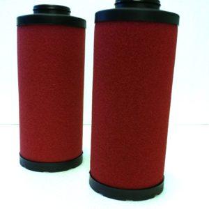 Stenhøj filter element