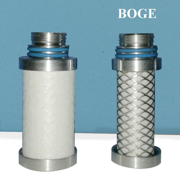 BOGE VU - FU - AU filter elementer