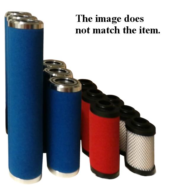 Ceccato Inline MK2 filter elementer