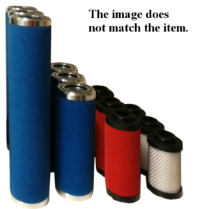 Deltech SPX filter elementer
